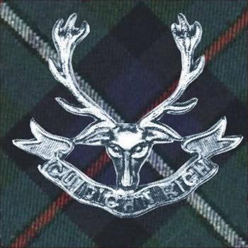 kapitán Lawrence Gjers, 2nd battalion Seaforth Highlanders