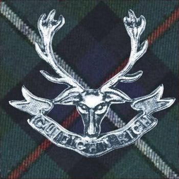kapitán Lawrence Gjers, 2nd battalion Seaforth Highlanders