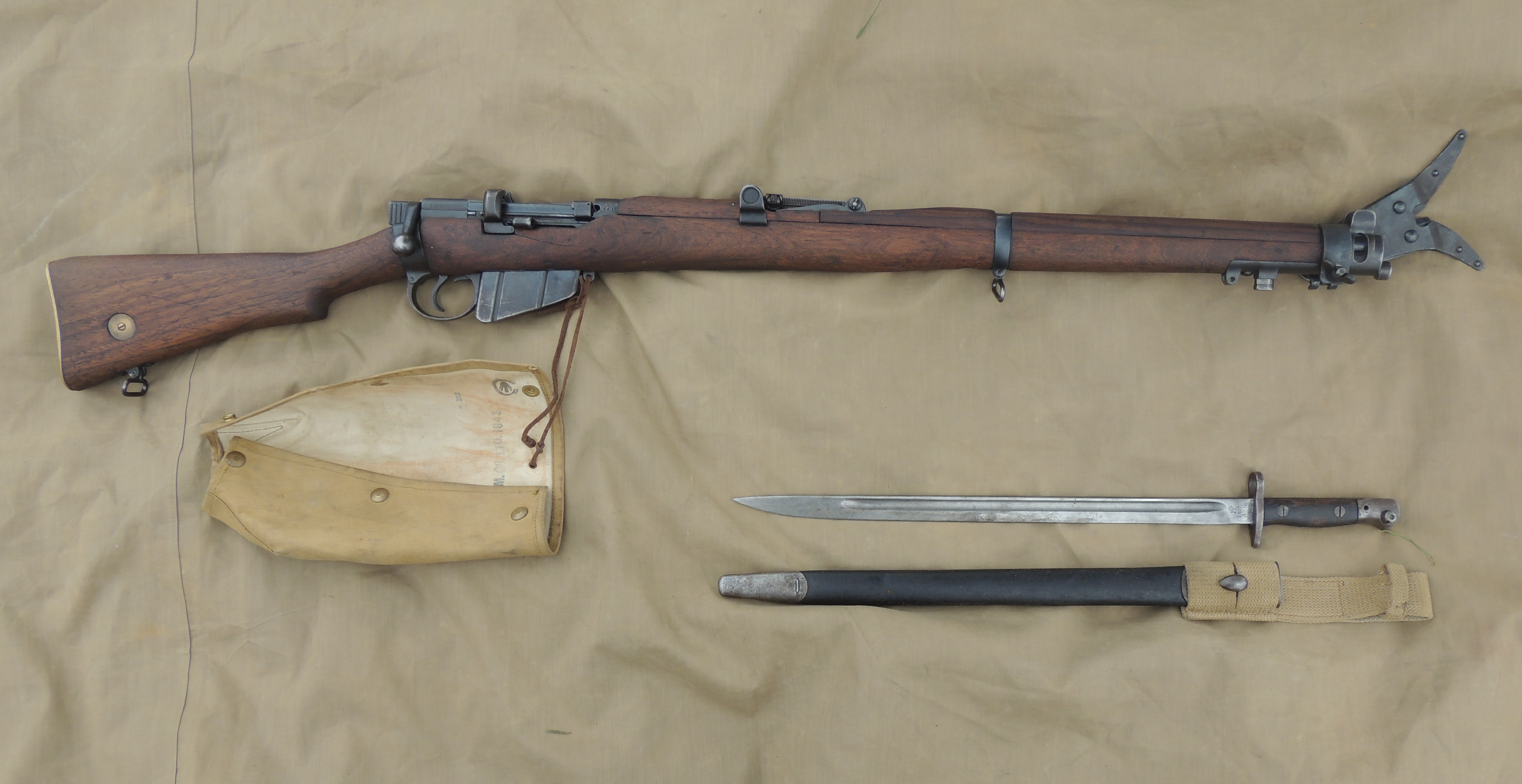 Rifle Enfield No.1