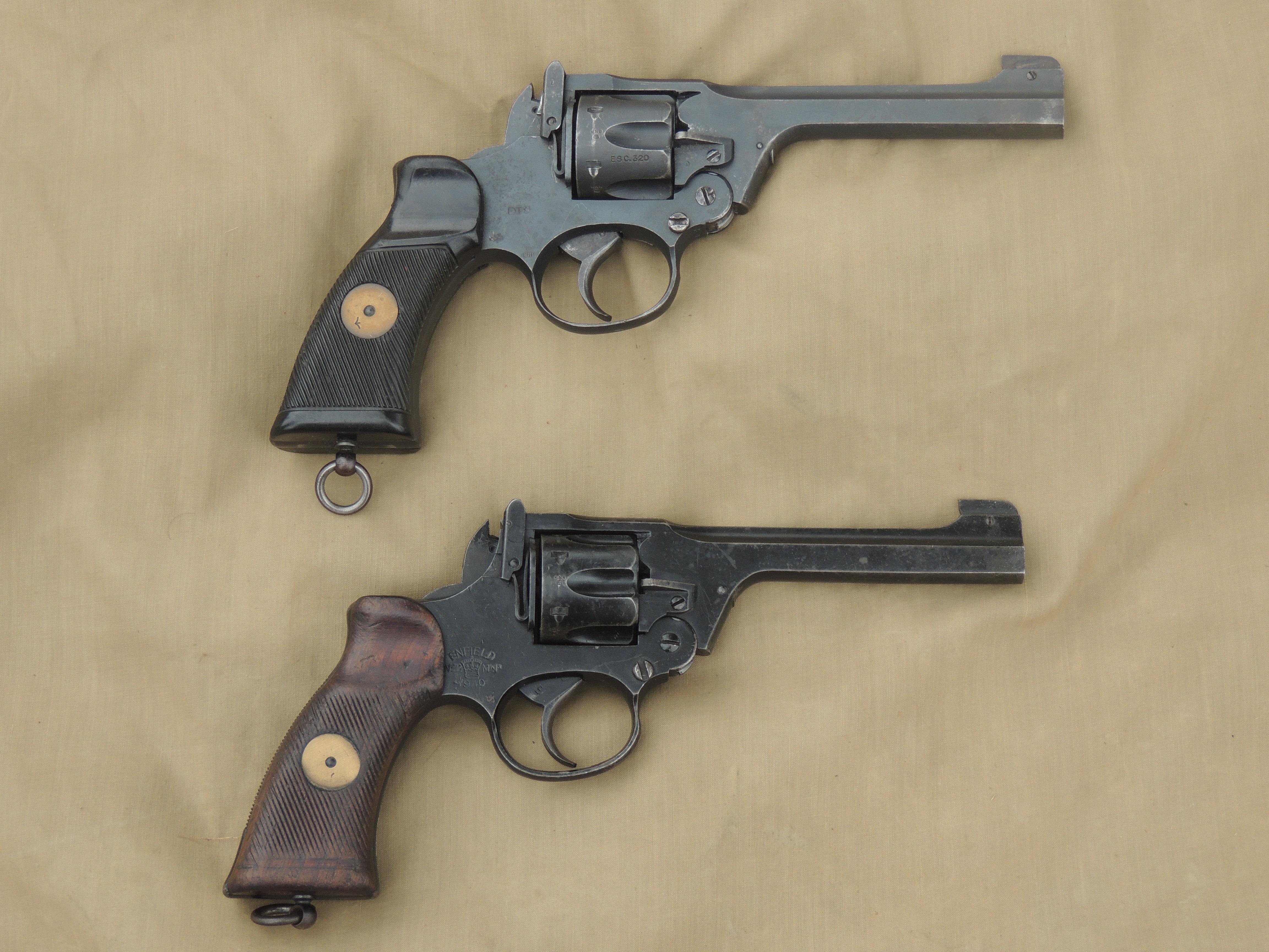 Revolver Enfield No.2 Mk.I