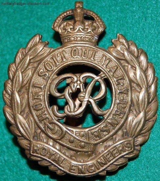Královští ženisté (Royal Engineers)